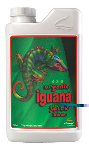 Advanced Nutrients Iguana Juice bloom 1L